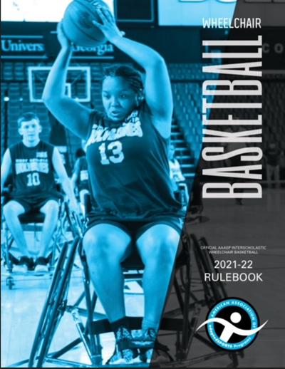 AAASP Wheelchair Basketball Rulebook